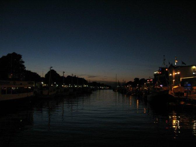 Reflections #10: Hanse Sail und Aufwiedersehen