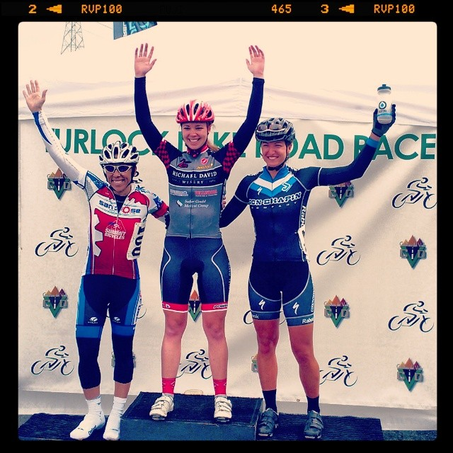 Category 3 Women's Podium, Courtesy of Chelsea Summer Brown